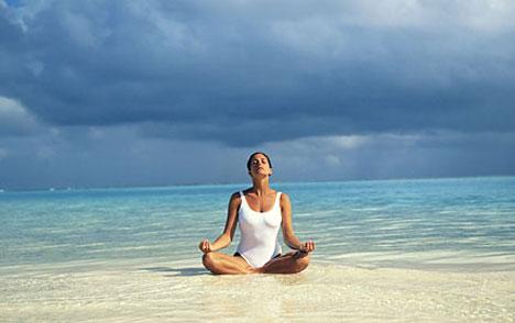 ocean yoga flow